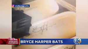 Local Company Making Bats For MLB Players [Video]