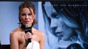 Kate Beckinsale Comments On Age Difference With Pete Davidson [Video]