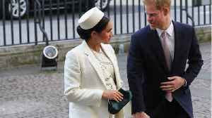The Strict Rules Meghan Markle And Prince Harry Will Follow When Their Baby Is Born [Video]