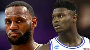 Will Lakers TRADE Lebron James To Get Zion Williamson [Video]