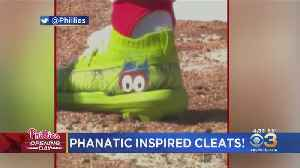 Just One More Reason To Love Bryce Harper, His Game Day Cleats [Video]