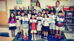 First Lady Melania Trump discusses bullying at Palm Beach County school [Video]