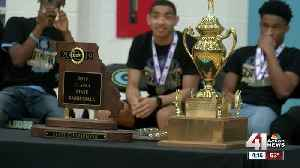 Back-to-back: Grandview HS celebrates Class 4 State Championship [Video]