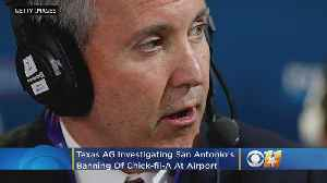 'Opposite Of Tolerance': Texas AG Investigating San Antonio's Banning Of Chick-fil-A At Airport [Video]