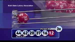 $768 Million Powerball ticket sold in Wisconsin [Video]