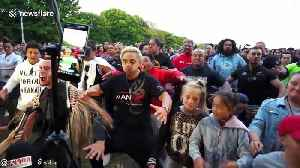 New Zealanders hold 'largest' haka tribute for Christchurch shooting victims [Video]
