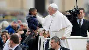 Pope Signs New Law To Prevent Child Abuse At Vatican HQ And Embassies [Video]