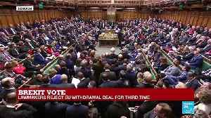 Brexit vote: Theresa May