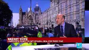 Brexit vote: all focus now on second round of indicative votes [Video]