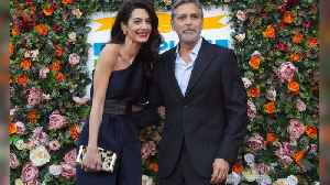 News video: George Clooney Calls for Boycott of Hotels Over Brunei's LGBT Laws