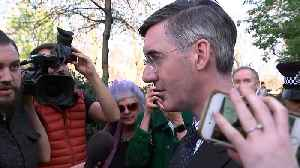 Jacob Rees-Mogg: Today 'is a rotten day for democracy' [Video]