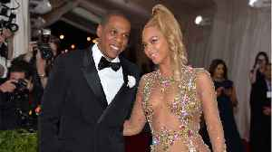 Beyoncé And Jay-Z Accept GLAAD Vanguard Award [Video]