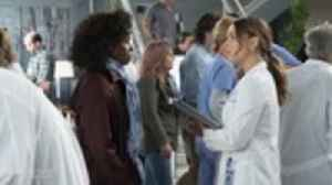 'Grey's Anatomy' Explores Consent With Powerful Episode | THR News [Video]