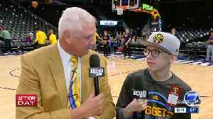 Oregon teen with rare cancer living out dying wish in Denver [Video]