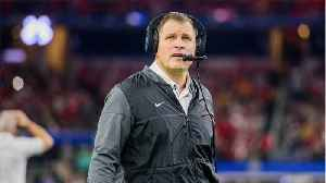 Greg Schiano Abruptly Resigns From Patriots [Video]