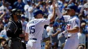 Dodgers Set New Opening Day Record [Video]
