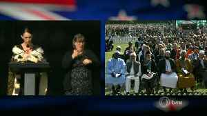 Thousands gather for Christchurch remembrance [Video]