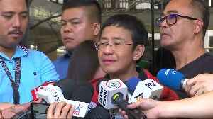 Maria Ressa released on bail after second arrest in the Philippines [Video]