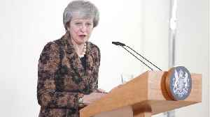 Prime Minister May Attempts To Slim Down Her Brexit Deal To Appeal To MP's [Video]