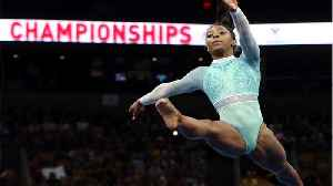 Simone Biles Discusses Her Depression After Sexual Abuse [Video]