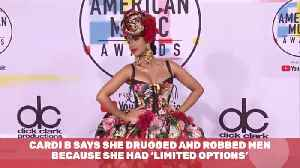 This Is What Cardi B Did Because She Supposedly Had No Other Options [Video]