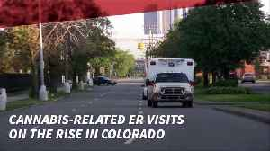 The ER In Colorado Is Getting Filled By Cannabis Users [Video]