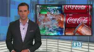 Soda And Juice May Start Coming With A Safety Warning In California [Video]
