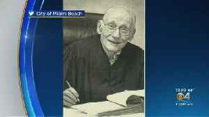 Miami Beach Icon Seymour Gelber Passes Away At 99 Years Old [Video]