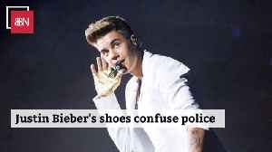 Justin Bieber Did Not Steal These Shoes [Video]