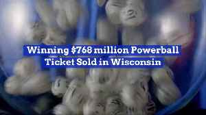 If You Bought This Ticket In Wisconsin Then You Are Having A Good Life [Video]