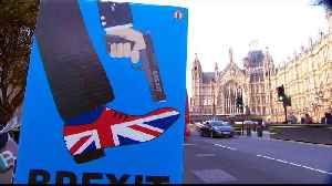 UK Parliament to hold third Brexit vote on Friday [Video]
