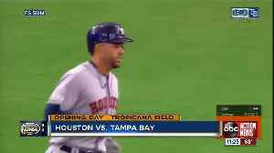 Justin Verlander outpitches Blake Snell, Houston Astros cruise past Tampa Bay Rays 5-1 [Video]