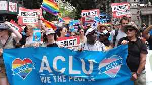ACLU to Launch Its First-Ever Voter Engagement Campaign for 2020 [Video]