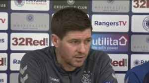 Gerrard wants to end Celtic home record [Video]