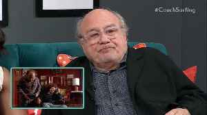 Danny DeVito Cured Himself of Pneumonia While Making 'Throw Momma From the Train' with Coffee and Chocolate [Video]