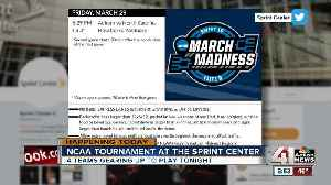 What to know before heading to Sprint Center for Sweet 16 [Video]