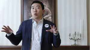 Here's What To Know About Presidential Candidate Andrew Yang [Video]