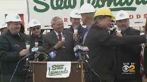 Stew Leonard's To Open First NJ Grocery Store In Paramus [Video]