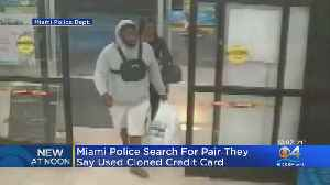 Assistant Miami Police Chief Was Victim Of Credit Card Fraud [Video]