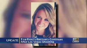 Tina Frost's Recovery Continues [Video]