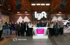 Wall Street gives Lyft debut the green light [Video]