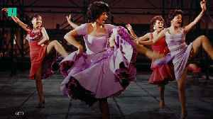 'West Side Story' Actor Rita Moreno Earns Rare 'PEGOT' Status [Video]