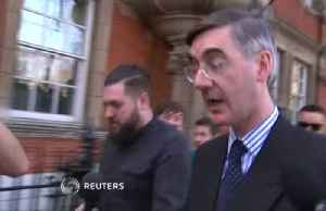 'Today is not a good day for democracy' - Rees-Mogg [Video]