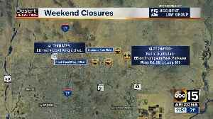 Weekend traffic for 3/29-4/1 [Video]