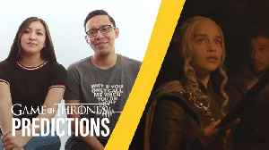 GoT Experts Predict: Who will get the Iron Throne? [Video]