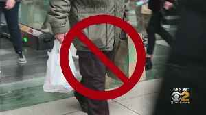 New York Ban On Paper Bags Coming In March 2020 [Video]