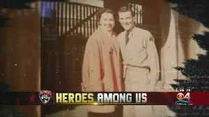 Heroes Among Us: Korean War Veteran Went From Never Leaving Home To The Front Lines [Video]