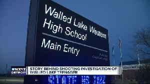 Walled Lake Western student 'uncooperative' in Detroit shooting investigation [Video]