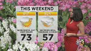 Philadelphia Weather: Soaring To The 70s Saturday [Video]