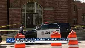 Man who knows victim of apparent homicide speaks out [Video]